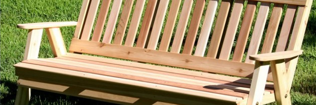 Captivating DIY Modern Patio Benches: Building A Wooden Bench