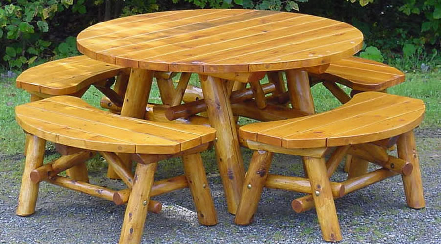 Why Cedarwood Furniture is Splendid for Outdoor Use? | Patio ...